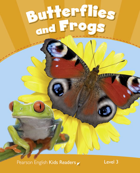 Level 3: Butterflies and Frogs CLIL - Rachel Wilson