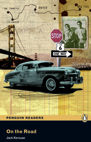 Level 5: On the Road Book and MP3 Pack - Jack Kerouac