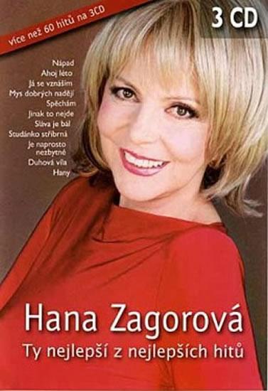 Hana Zagorová - Ty nej - 3CD - Hana Zagorová