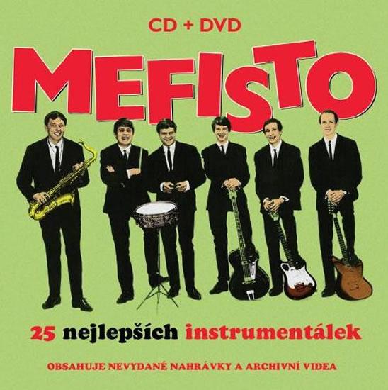 Mefisto - 25 nejlepších instrumentátek - CD/DVD