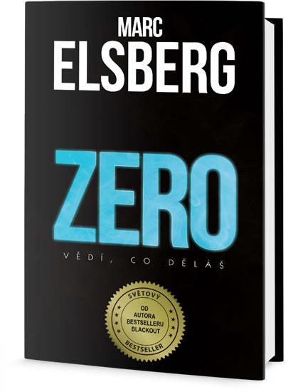 Zero - Vědí, co děláš - Marc Elsberg