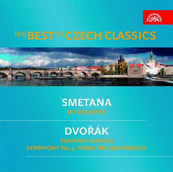The Best Of Czech Classics 3CD - Bedřich Smetana