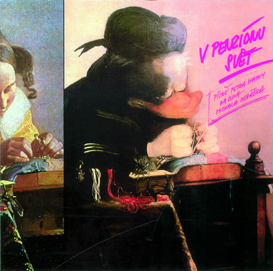 V penziónu svět - CD - Petr Hapka