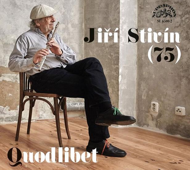 Quodlibet (75) - 3 CD - Jiří Stivín
