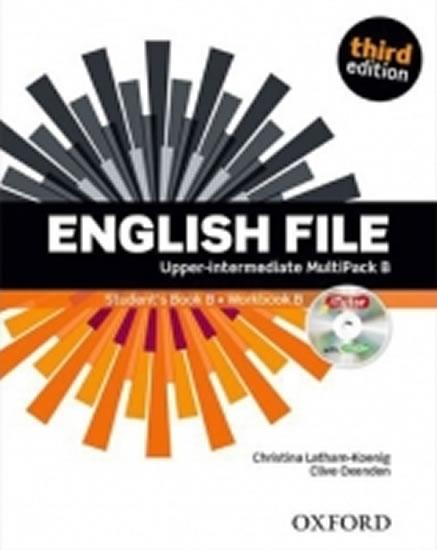 English File Third Edition Upper Intermediate Multipack B - Christina, Clive Oxenden, Latham-Koenig