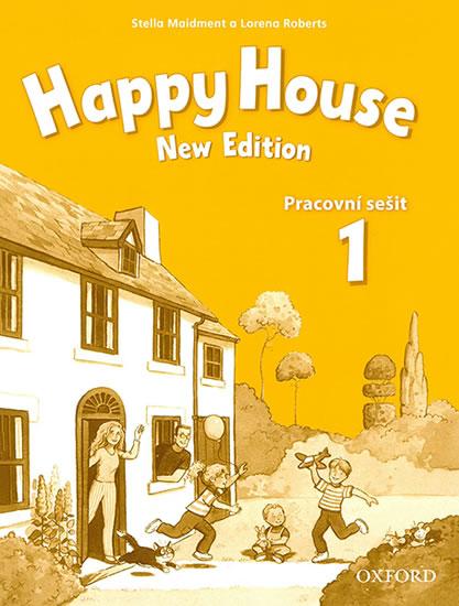 Happy House 1 New Edition: Pracovní Sešit - Stella Maidment