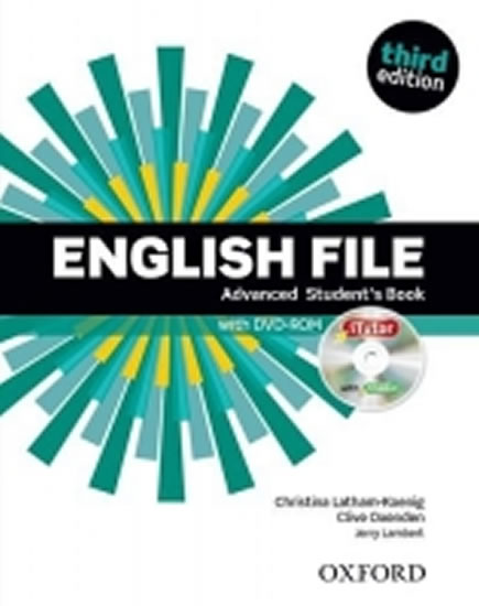 English File Third Edition Advanced Student´s Book with iTutor DVD-ROM - Clive Oxenden