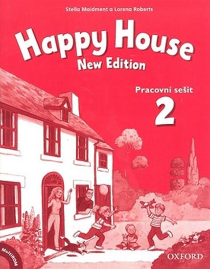 Happy House 2 New Edition: Pracovní Sešit - Stella Maidment