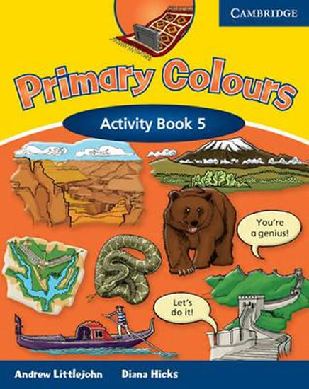 Primary Colours 5: Activity Book - Diana Hicks