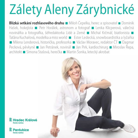 Zálety Aleny Zárybnické - Blízká setkání rozhlasového druhu - Alena Zárybnická