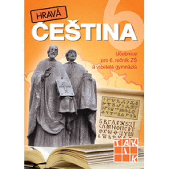 Hravá čeština 6 - učebnice