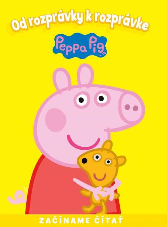 Od rozprávky k rozprávke - Peppa Pig