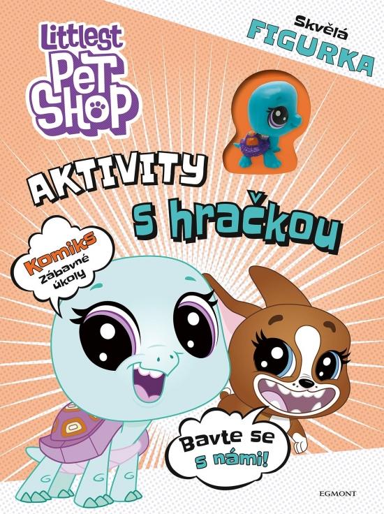 Littlest Pet Shop - Aktivity s hračkou