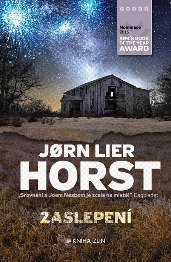 Zaslepení - Jorn Lier Horst