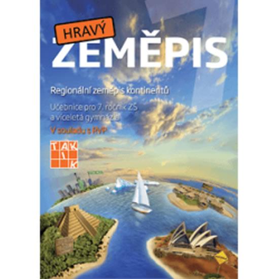 Hravý zeměpis 7 - učebnice