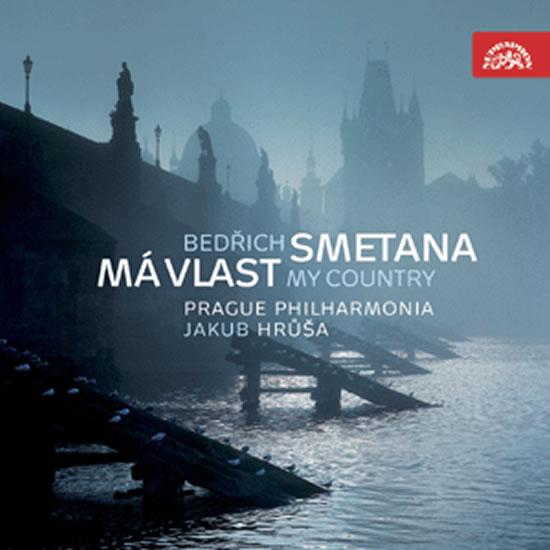 Má vlast. Cyklus symfonických básní - CD - Bedřich Smetana