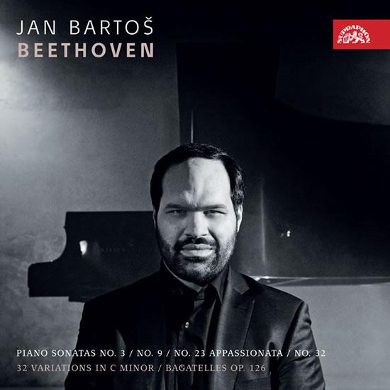 Beethoven: Klavírní sonáty - 2CD