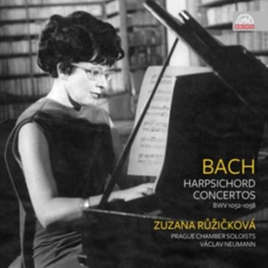 Bach - Cembalové koncerty - 2CD