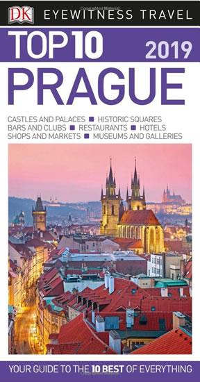 Top 10 Prague 2019 - DKEyewitness Travel Guide