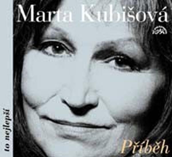 Příběh - To nejlepší - CD - Marta Kubišová
