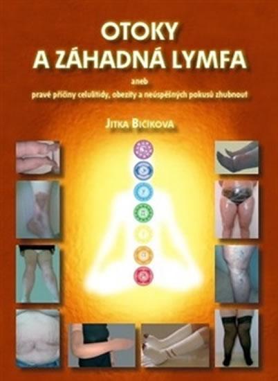Otoky a záhadná lymfa aneb pravé příčiny celulitidy, obezity a neúspěšných pokusů zhubnout - Jitka Bičíková