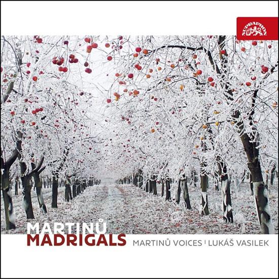 Martinů Madrigaly - CD - Bohuslav Martinů