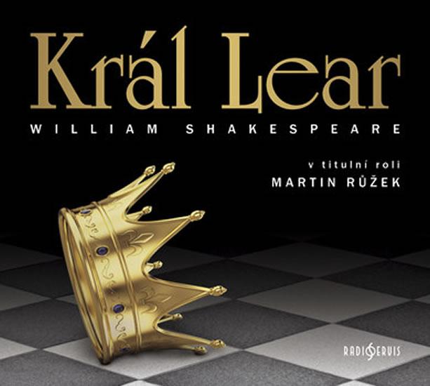 Král Lear - CDmp3 - William Shakespeare