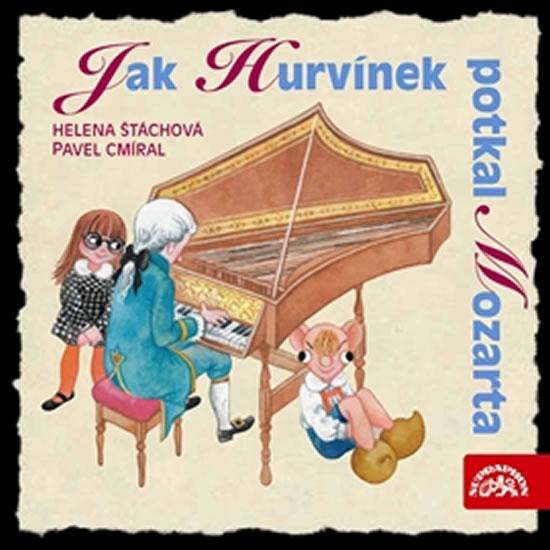 Jak Hurvínek potkal Mozarta - CD