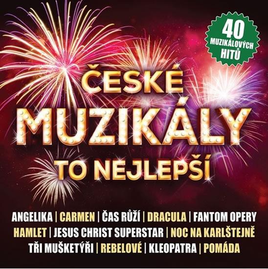 České muzikály - To nejlepší - 2 CD