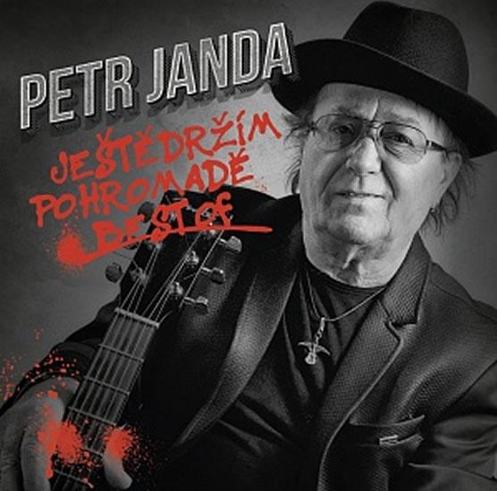 Ještě držím pohromadě / Best of - CD - Petr Janda