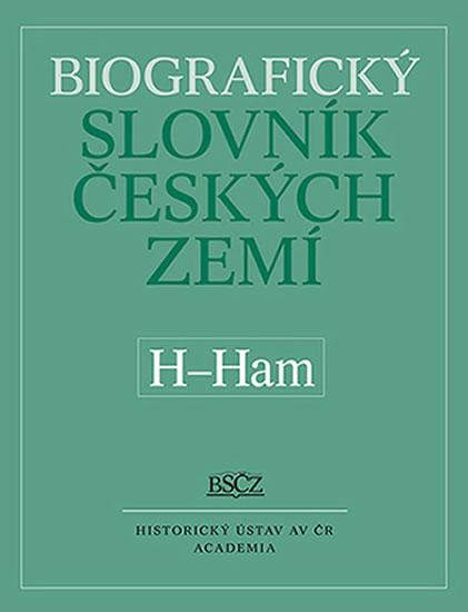 Biografický slovník českých zemí H-Ham - Marie Makariusová