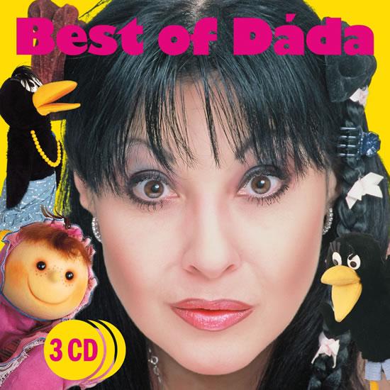 Best Of Dáda Patrasová - 3CD - Dáda Patrasová