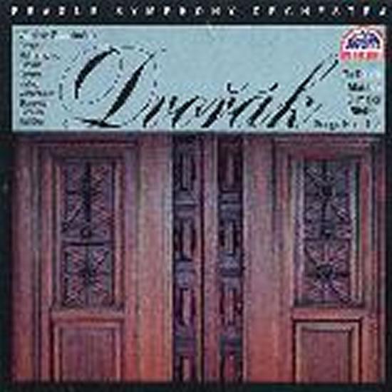 Mše D dur, Biblické písně 1-5, Te Deum - CD - Antonín Dvořák