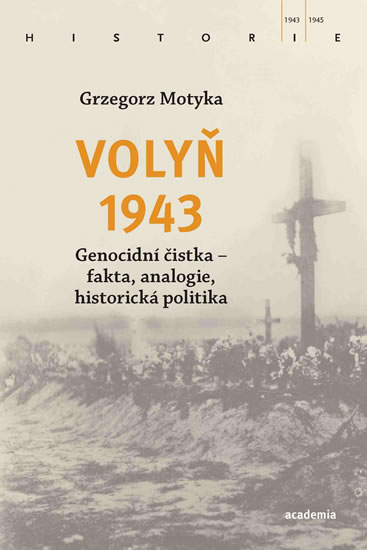 Volyň 1943 - Genocidní čistka, fakta, analogie, historická politika - Grzegorz Motyka