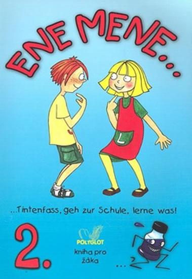 Ene mene 2. kniha pro žáky