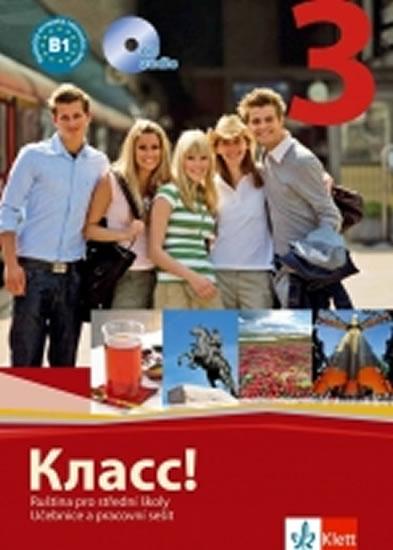Klass! 3 (B1-B2) - balíček - a kolektiv N. Orlova