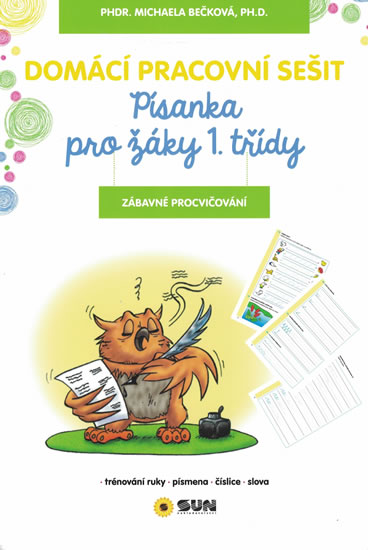 Pracovní sešit - Písanka - 1. třída