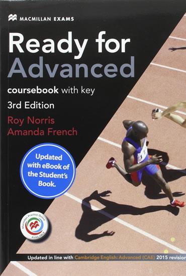 Ready for Advanced 3E: SB + Key + MPO + eBook Pack - Amanda French
