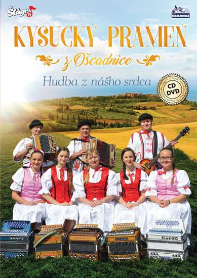 Kysucký prameň - Hudba z nášho srdca - CD + DVD