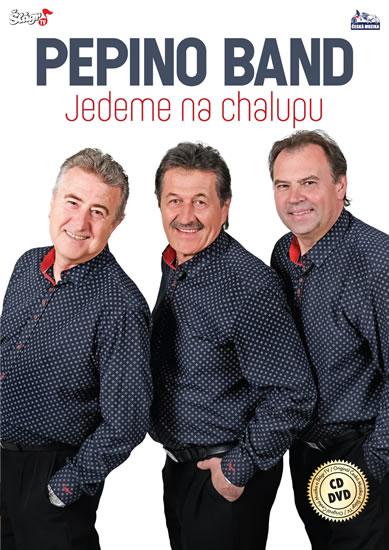 Pepino Band - Jedeme na chalupu - CD + DVD