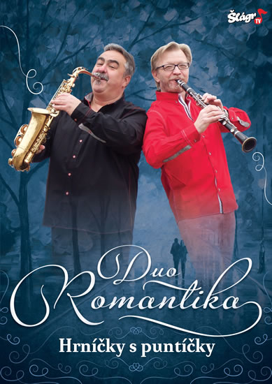 Duo Romantika - Hrníčky s puntíčky - DVD