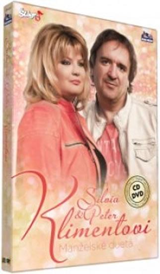 Klimentovci P. a S. - Manželská duetá - CD + DVD