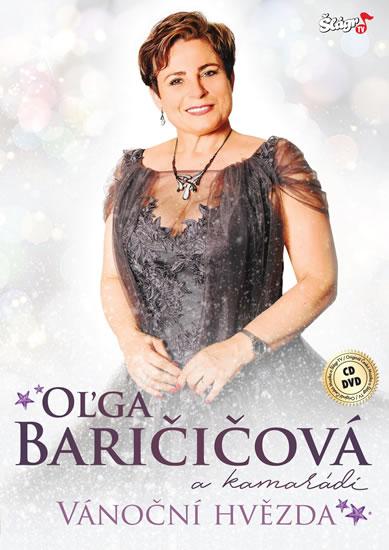 Baričičová a kamarádi - Vánoční hvězda - CD + DVD