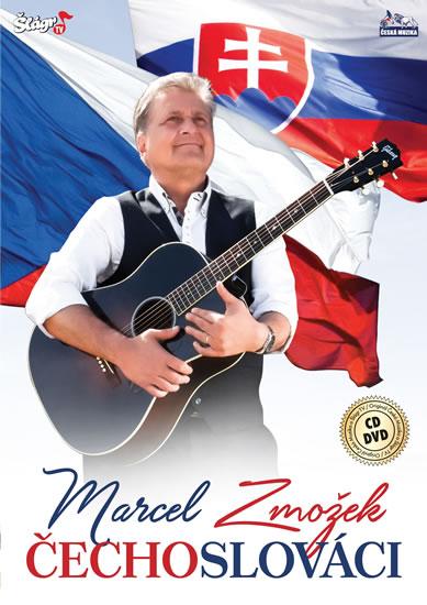 Zmožek Marcel - Čechoslováci - CD + DVD