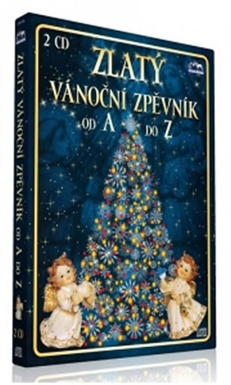 Zlatý vánoční zpěvník od A do Z - 2 CD