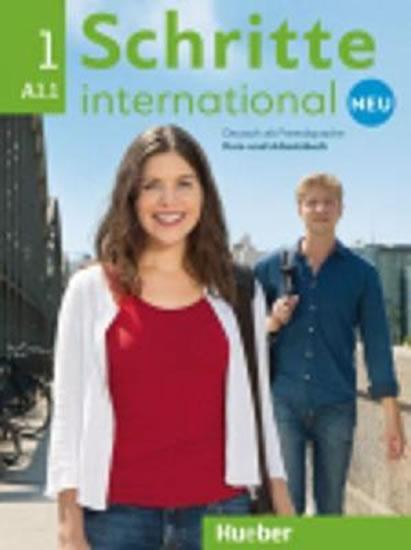 Schritte international Neu 1: Kursbuch + Arbeitsbuch mit Audio-CD - Jane Cadwallader