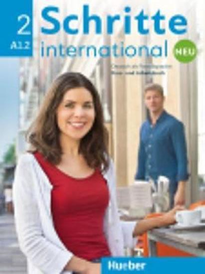 Schritte international Neu 2: Kursbuch + Arbeitsbuch mit Audio-CD - Leonhard Thoma