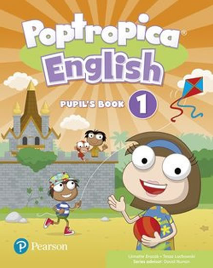 Poptropica English Level 1 Pupil´s Book and Online Game Access Card Pack - Linnette Erocak