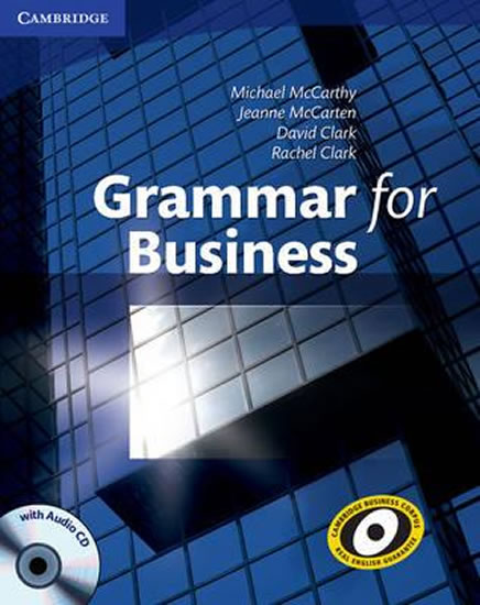 Grammar for Business: Book with Audio CD - Michael McCarthy