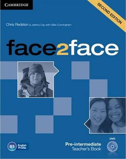 face2face 2nd Edition Pre-intermediate: Teacher´s Book with DVD - Chris Redston